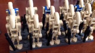 My Lego Star Wars Droid Army Review (Мой Отряд Дроидов) (обзор)