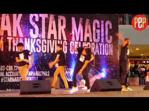Fans go crazy for Hashtags at #TatakStarMagic event