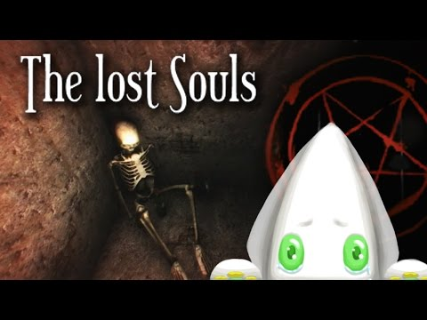 The Lost Souls (Indie Horror Game) ~Full Playthrough~ I Can't Move and IT CRASHED AGAIN!