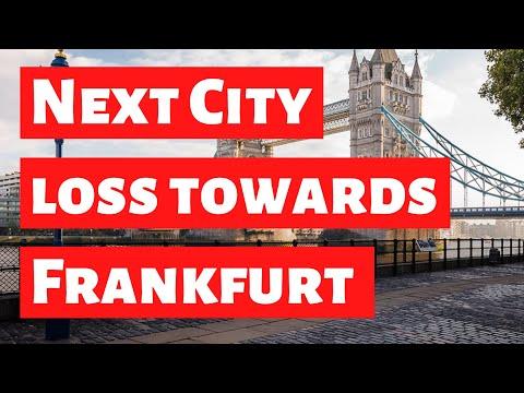 Goldman Sachs relies on Frankfurt after Brexit - Brexit explained
