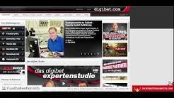 Digibet Erfahrungen - Test von fussballwetten.info + sportwettenanbieter.com