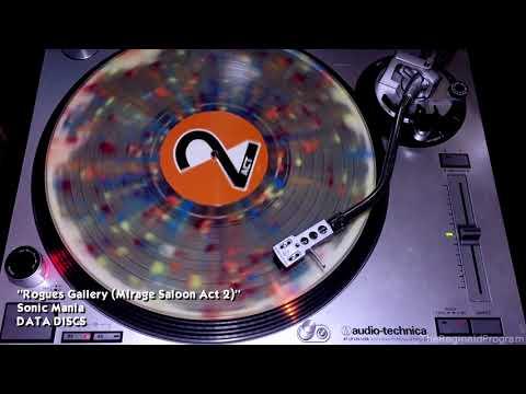 Sonic Mania: Side B   Vinyl Rip (DATA DISCS)
