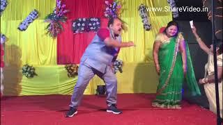 Sanjeev Srivastava - Bhopal - Dabbu Uncle Dancer - Watch Viral Video Live Dance - Latest News