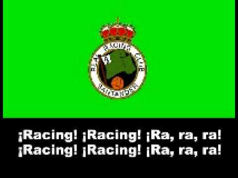 Himno del Racing de Santander