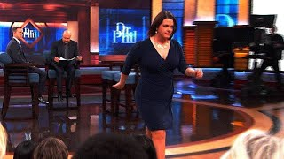 Woman Accused Of Faking Pregnancies And Babies' Deaths Storms Off Dr. Phil's Stage