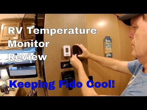 "Unboxing the ""Temp Stick"" RV Temperature Monitor 