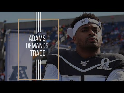 Report: Jets safety Jamal Adams requests trade
