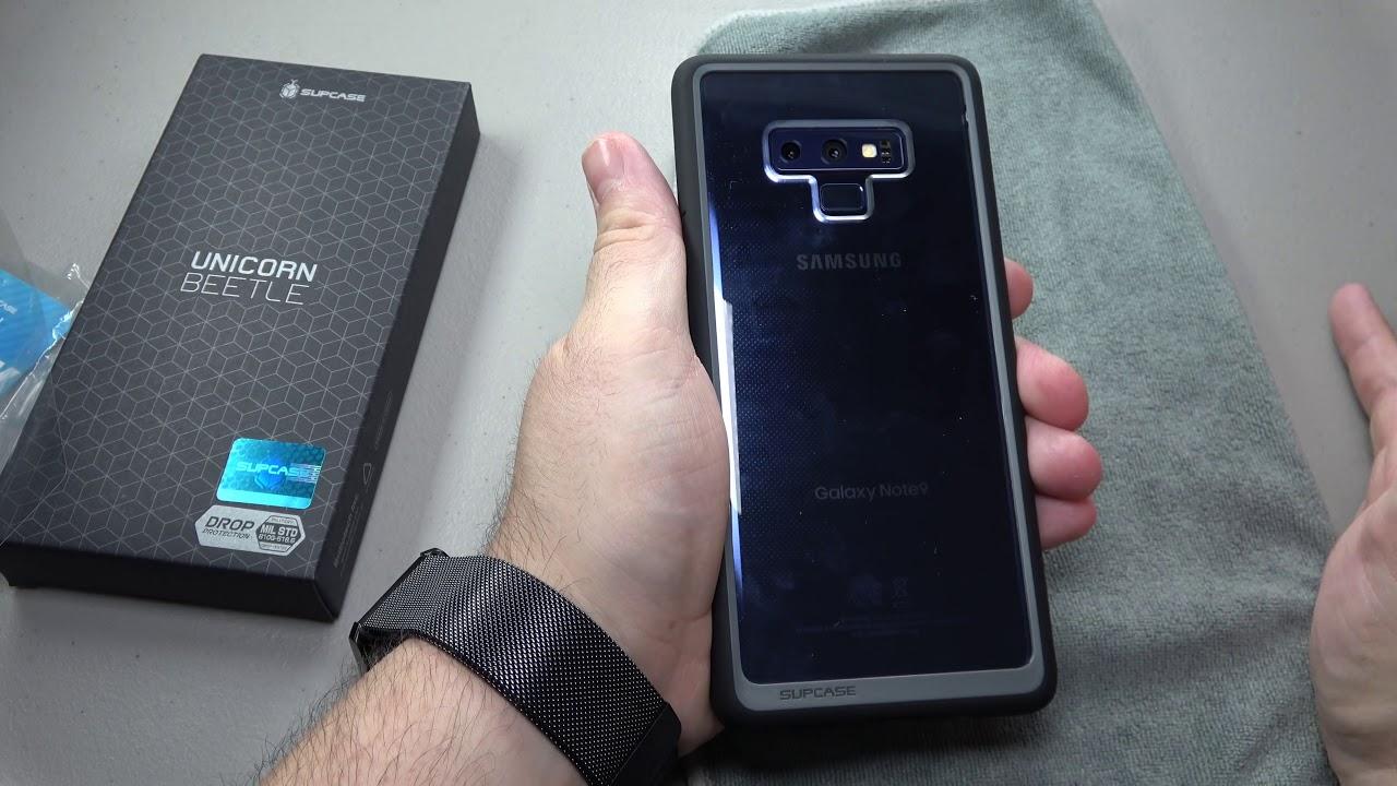 info for 635e3 15fa7 I-Blason & SupCase Samsung Galaxy Note 9 Cases !