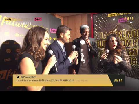 melty Future Awards 2016 x Sosh - Replay officiel de la cérémonie et du golden carpet