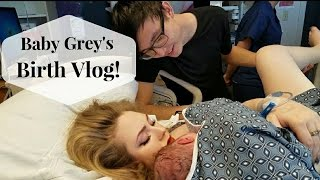 Download Video TEEN MOM INDUCED LABOR & DELIVERY | BIRTH VLOG MP3 3GP MP4