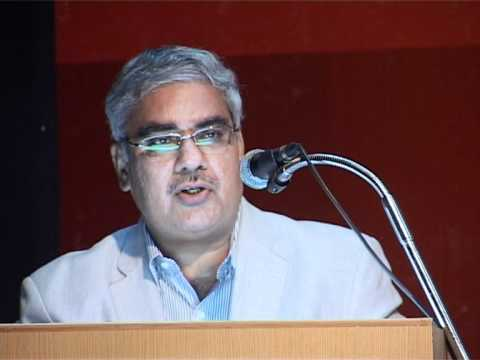 Leadership Lecture by Shri S Siva Kumar, ITC-e-Choupal Part #2/4