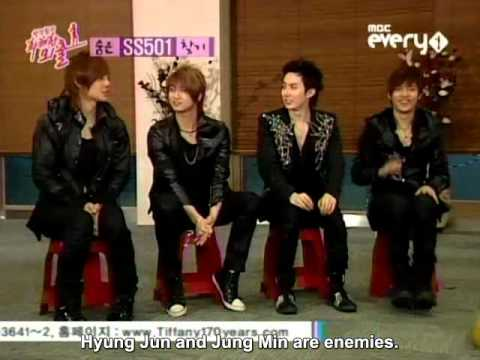 Wonderful Outing- SS501 [ENG SUBS]