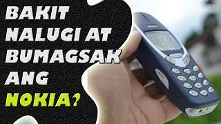 Bakit Nalugi At Bumagsak Ang Nokia? | Jevara PH