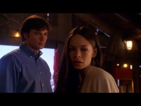 Clark descobre que Lana está grávida (DUBLADO)