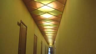 видео дизайнерские подвесные плиты Армстронг