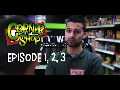 "CORNER SHOP | EPISODE 1-3 - ""The Unexpected Inspector"" [1080p HD]"