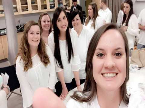 Kishwaukee College Nursing Grads May 2017
