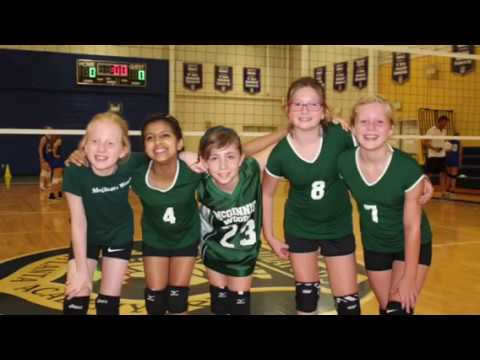 McGinnis Woods Country Day School Lady Wildcats Volleyball Matches