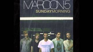 maroon 5 sunday morning subtitulada
