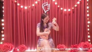 You are my sunshine - Hoàng Hồng Trà - Sound of Angels - Guitar & Ukulele Studio