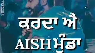 ਮਿਤਰਾਂ ਦੀ ਠੁੱਕ ਸਾਰਾ ਸਹਿਰ ਜਾਣਦਾ ਹਾ Djpunjab new song Like by vishalrohewal