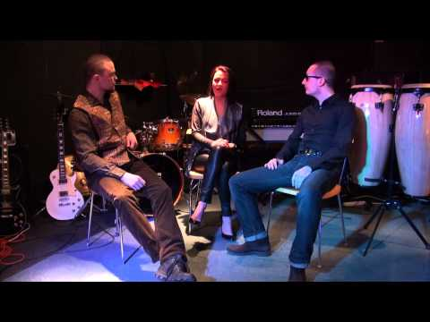 Sergio And Alex Unite - Interview With Singer AGNESE PURE