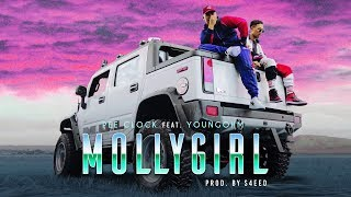 PEE CLOCK - MOLLY GIRL FEAT.YOUNGOHM ( Official MV )