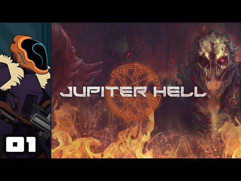 Let's Play Jupiter Hell - PC Gameplay Part 1 - Doom RL HD!