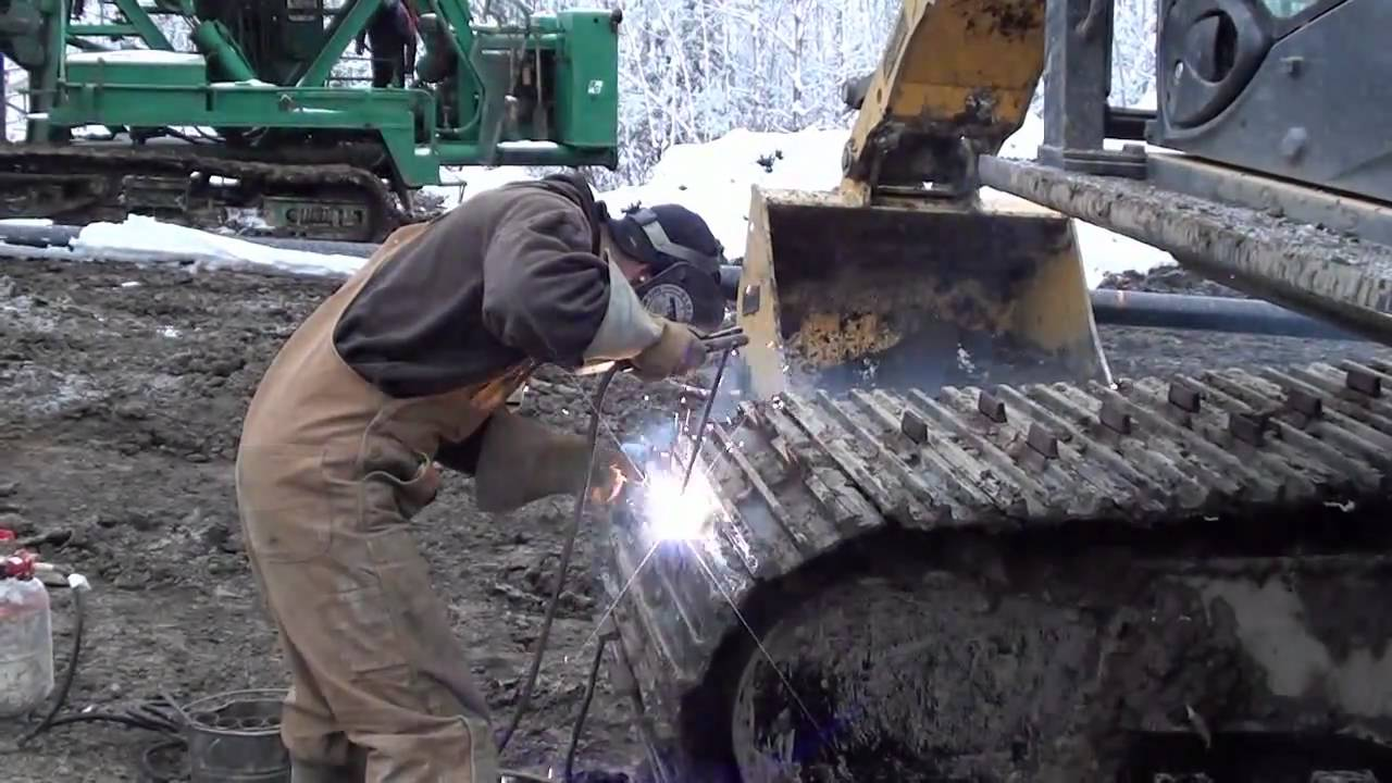 Welding - A Day At Work