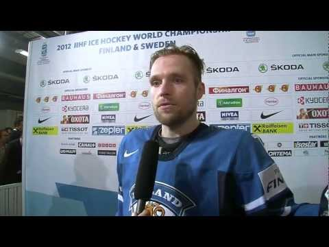 Finland v Kazakhstan Post Game Comments