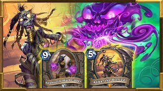Hearthstone: Anka, the Buried 40+ DMG OTK With Anubisath Warbringer | Saviors Of Uldum New Decks