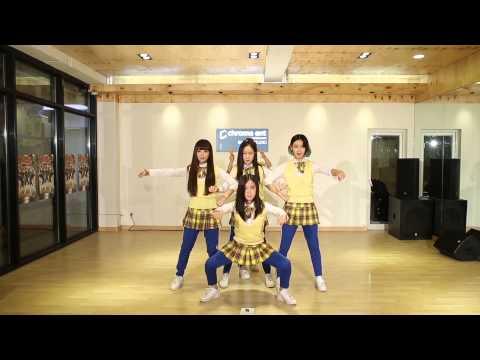 [Crayon pop] 뮤직비디오 100만 뷰 돌파 기념 안무영상!!