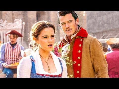 BEAUTY AND THE BEAST 'First 5 Minutes' Movie Clip + Trailer (2017)