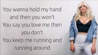 Bebe Rexha ~ Knees ~ Lyrics