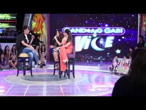 Morissette Amon and Klarisse De Guzman reveals their showbiz crushes Gandang Gabi Vice