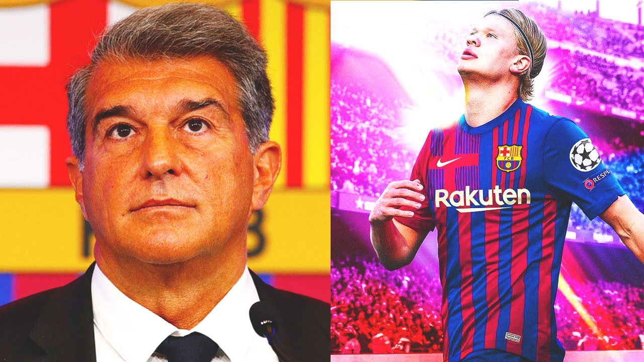 This is CRAZY! BARCELONA HAS 525 MILLION EUROS! THIS IS WHAT BARCA WILL DO WITH MONEY! HAALAND MESSI