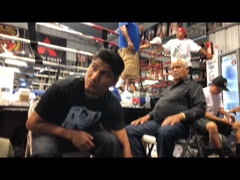 Mikey Garcia Breaks Down rios vs Ortiz