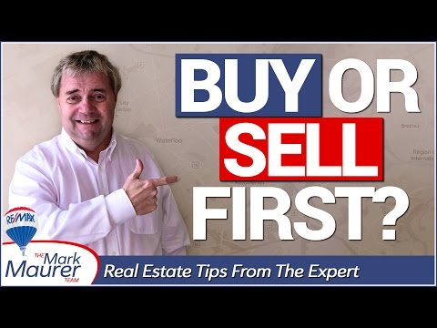 REAL ESTATE TIPS: Should I Buy a House First or Sell My Home First?