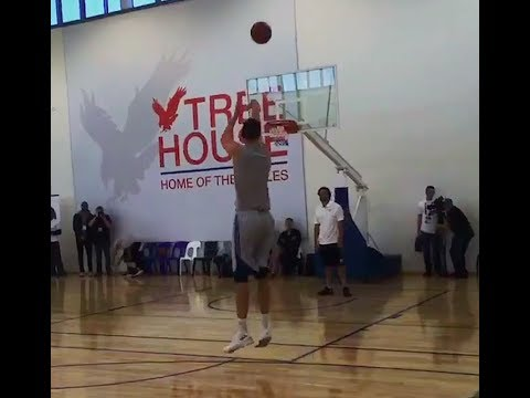 Kristaps Porzingis - Basketball without Borders Africa!