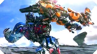 TRANSFORMERS 5 Trailer + TV Spot (The Last Knight, 2017)