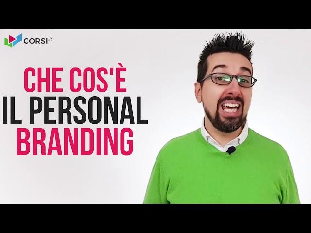 Personal Branding da zero. Come creare un brand riconoscibile