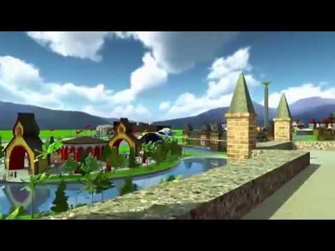Тематический парк - бизнес идея 2015