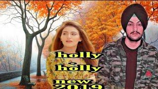 Holi- Holi_ Bhul javange /Tenu Sohneya Yaara Ve/ new DJ music song Punjabi  Sanam parowal music 2019