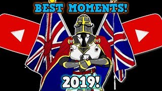 THE SPIFFING BRIT Best Of  2019 - Funny Moments + Best Bits / Top Exploits