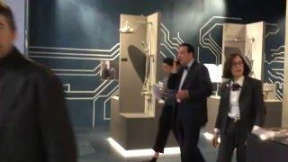 Смесители с мраморной ручкой Huber на il Salone 2016(Итальянская фабрика Huber показала новую коллекцию смесителей с мраморными ручками на миланской выставке..., 2016-04-22T18:43:14.000Z)