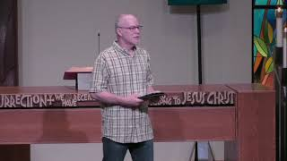 Hamburger Seeds - Pastor John O'Neal - Jun 17, 2018 - Grace Lutheran Church