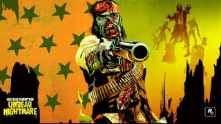 Red Dead Redemption: Undead Nightmare - Game Movie 1080p, 60fps