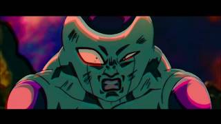 SWERZIE I AM JUST HERE FOR THE CHEK  // TOPPO GOD DESTRUCTION VS  GOLD FRIEZA AND ANDROID 17 ( AMV )