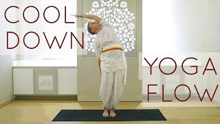 Cool Down Yoga Flow