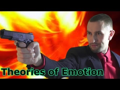 Theories of Emotion: Two-Factor Vs James-Lange Vs Cannon-Bard- Daniel Man of Reason